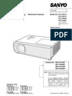 Service Manual Sanyo_plc-xc10_sc10_xu60_su60 (1)