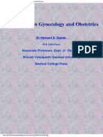 Instruments in obstetrics and gynecology.