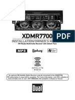 XDMR7700