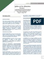 15487595 Lipidos en Alimentos Bromatologia