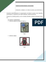 Diodo de Juntura Prueba y Aplicaciones Funciones