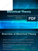 1 Electrical Theory
