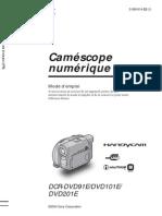 Notice Camescope