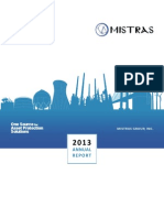 2013 Mistras Annual Report Web