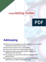OCR F453 - Addressing Modes
