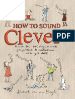 How to Sound Clever - Hubert Van Den Bergh