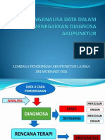 Teknik Diagnosa Akupunktur