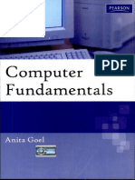 Computer Fundamental by Goel Anita
