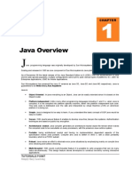 Chapter 1 Java Overview