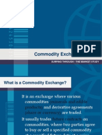 Commodity Xchange
