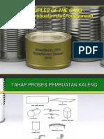 PRINCIPILES of the CANS Proses Pembuatan Dan Penggunaan