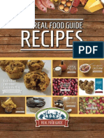 The Real Food Guide Recipes