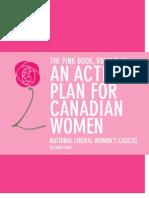 Pinkbook Vol. 3 | National Liberal Women's Caucus