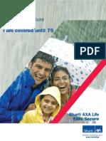 Elite Secure Bond Brochure