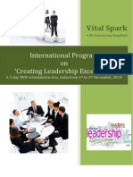 Creating Leadership Excellence