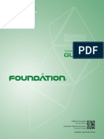 2013 Foundation Team Member Guide