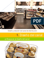 12. Diseño y elección del canal de distribución