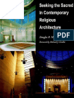 Seeking the Sacred in Contemporary Religious Architecture