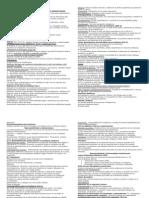 Patologias Del Sistema Inmune Repaso