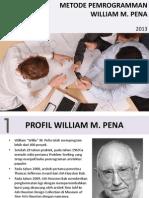 Metode Pemrogramman William m
