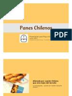 Historia de los Panes Chilenos