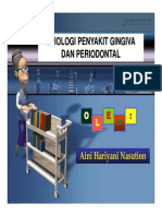 Etiologi Penyakit Gingiva