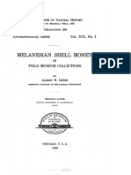 Melanesian shell money in Field Museum collections / by Albert B. Lewis