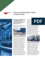 Power and Desalination Plants in Saudi Arabia - - En
