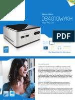 Nuc Kit d34010wykh Brief