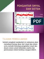 sinyal dan sinyal