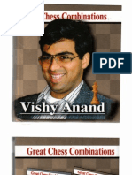 Vishy Anand Great Chess Combinations