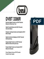 Trevi - Decoder Digitale Terrestre DVBT 3386R