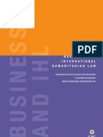 Business and International Humanitarian Law