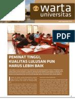 Majalah Warta universitas