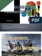 Avaliação Educacional  slides Curso Preparatório