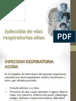 Infección de vías respiratorias altas