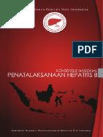 Konsensus PPHI Hepatitis B 2012 (Ringkasan)
