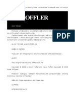 184576765 Alvin Toffler Avutia in Miscare