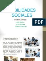 TRABAJO Habilidades Sociales