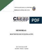 CLICAP_2005_-_Memorias_-_Resúmenes_de_investigación