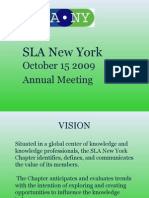 SLA New York