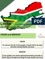 LifetTel Strategic Plan