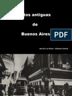 Buenos Aires Antiguo en fotos