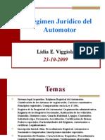 Regimen jurídico automotor(2009 UBA)