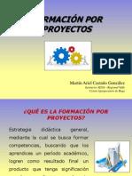 Conceptos Formacion Por Proyectos