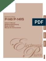 P 140 Tutorial