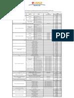 Pliego de Tarifas de Servicios Regulados 01 02 2014 ELIQSA