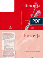 AA. VV. Lista roja de la flora vascular de Andalucía [Botánica]