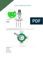 Manual de Instalacion y Mantenimiento de Filtro