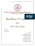Project on UCO Bank Final-libre